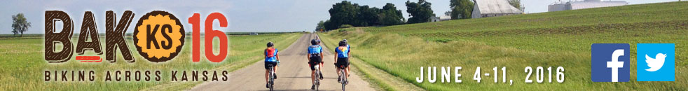 Biking Across Kansas